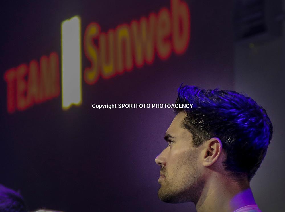04-01-2018: Wielrennen: Presentatie Team Sunweb: Berlijn