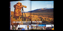 Daryl L. Hunter - French Geo Magazine