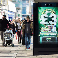 Clear Channel - Diageo & Subway commercial photography Scotland