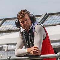 Michael Christensen #92, Porsche 911 RSR, Porsche GT Team, at FIA WEC Silverstone 6h, 2018 on 17.08.2018