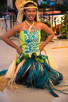 Hula is the traditional art of movement using smooth, flowing body gestures. These movements tell a story and represent movements of nature: trees blowing in the wind, fish swimming in the ocean. The Hawaiian goddess Laka separated hula  into two groups: Olapa or Agile - representing the younger energetic dancers and dances. Hoopaa or Steadfast represented older dancers.  All hula dances originate from a series of only six moves with many ways of using these movements & gestures to create unique and beautiful dance and story.