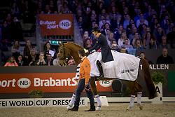 Cornelissen Adelinde, NED, Jerich Parzival<br /> Indoor Brabant - Den Bosch 2017<br /> © Hippo Foto - Dirk Caremans<br /> 11/03/2017