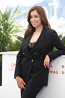 Nisrin Erradi at the Adam film photo call at the 72nd Cannes Film Festival, Monday 20th May 2019, Cannes, France. Photo credit: Doreen Kennedy