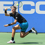 See Korda at the 2021 Citi Open. Photo by Kyle Gustafson