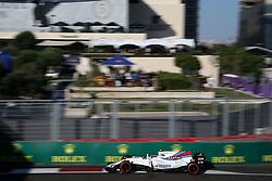 June 24, 2017 - Baku, Azerbaijan - Motorsports: FIA Formula One World Championship 2017, Grand Prix of Europe, .#18 Lance Stroll ( CAN, Williams Martini Racing) (Credit Image: © Hoch Zwei via ZUMA Wire)