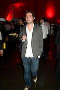 TOM MORTON, The Hayward Gallery 40th birthday Gala. hayward Gallery. South Bank. 9 July 2008 *** Local Caption *** -DO NOT ARCHIVE-© Copyright Photograph by Dafydd Jones. 248 Clapham Rd. London SW9 0PZ. Tel 0207 820 0771. www.dafjones.com.