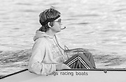 London, Great Britain.<br /> Cox. Alan INNES.<br /> 1986 Fours Head of the River Race, Reverse Championship Course Mortlake to Putney. River Thames. Saturday, 15.11.1986<br /> <br /> [Mandatory Credit: Peter SPURRIER;Intersport images] 15.11.1986