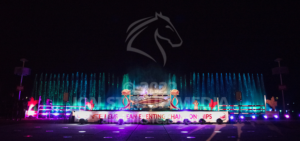 - The opening ceremony in the city of Wroclaw - FEI European Eventing Championships - Strzegom, Poland - 15 August 2017