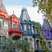 Montreal Quebec Canada Travel Stock Photography