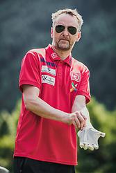 05.06.2019, Golfclub Zillertal, Uderns, AUT, Skijumpers Golf Trophy, im Bild Christian Meyer (NOR) // during the Skijumpers Golf Trophy at the Golfclub Zillertal, Uderns, Austria on 2019/06/05. EXPA Pictures © 2019, PhotoCredit: EXPA/Stefanie Oberhauser
