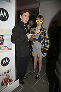 Sophie Hicks and Edie Campbell, Vogue 90th birthday party and to celebrate the Vogue List, Serpentine Gallery. London. 8 November 2006. ONE TIME USE ONLY - DO NOT ARCHIVE  © Copyright Photograph by Dafydd Jones 66 Stockwell Park Rd. London SW9 0DA Tel 020 7733 0108 www.dafjones.com