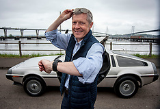 Back to the Future with Willie Rennie | South Queensferry | 29 May 2017