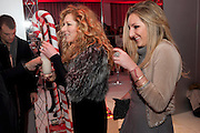KELLY HOPPEN; NATASHA CORRETT, English National BalletÕs annual pre-show party at the St. Martin's Lane hotel before a performance of the Nutcracker at the Coliseum. 15 December 2010. <br />  -DO NOT ARCHIVE-© Copyright Photograph by Dafydd Jones. 248 Clapham Rd. London SW9 0PZ. Tel 0207 820 0771. www.dafjones.com.<br /> KELLY HOPPEN; NATASHA CORRETT, English National Ballet's annual pre-show party at the St. Martin's Lane hotel before a performance of the Nutcracker at the Coliseum. 15 December 2010. <br />  -DO NOT ARCHIVE-© Copyright Photograph by Dafydd Jones. 248 Clapham Rd. London SW9 0PZ. Tel 0207 820 0771. www.dafjones.com.