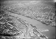 """Portland Harbor. Aerials. September 15, 1948"""