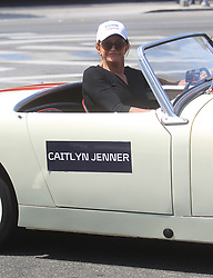 Caitlyn Jenner is seen in Los Angeles, CA.