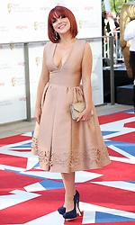 Sheridan Smith arriving at the British Academy Television Awards in London, Sunday , 27th May 2012.  Photo by: Stephen Lock / i-Images