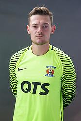 Kilmarnock goalkeeper Devlin Mackay