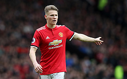 File photo dated 10-03-2018 of Manchester United's Scott McTominay.