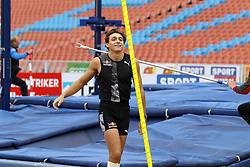 Armand Duplantis at Bauhaus Jump Challenge at Ullevi Stadium, Göteborg, Sweden on 04.07.2020. Photo Credit: TS/EVENTMEDIA.