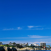 USA, California, La Jolla. La Jolla Shores Beach in San Diego.
