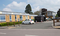 Bicester Health centre infection control area