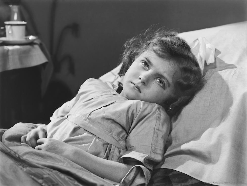 Kathleen French, child actress, 1923
