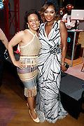 May 19, 2016-Brooklyn, NY: United States: (L-R) New York City Council Member Laurie Cumbo, Founder, MOCADA and Media Personality Tai Beauchamp attends the 2nd Annual (Museum of Contemporary African Diasporic Art (MoCADA) Masquerade Ball held at the Brooklyn Academy of Music on May 19, 2016 in Brooklyn, New York. (Terrence Jennings/terrencejennngs.com)