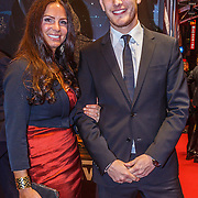 NLD/Amsterdam/20131017 - Premiere I Am Hardwell, cameraman/regisseur Robin Piree