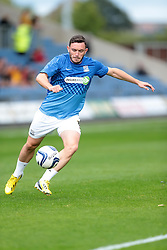 Southend United's Craig Reid - Photo mandatory by-line: Nigel Pitts-Drake/JMP - Tel: Mobile: 07966 386802 05/10/2013 - SPORT - FOOTBALL - Kassam Stadium - Oxford - Oxford United v Southend United - Sky Bet League 2