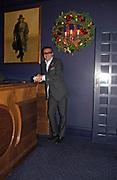 Broosk Saib, Tatler magazine Little Black Book party, Tramp. Jermyn St. 10 November 2004. ONE TIME USE ONLY - DO NOT ARCHIVE  © Copyright Photograph by Dafydd Jones 66 Stockwell Park Rd. London SW9 0DA Tel 020 7733 0108 www.dafjones.com