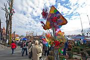 Lipnica Murowana, 2010-03-28. Festyn w Niedzielę Palmową w Lipnicy Murowanej