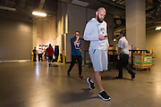 LAS VEGAS, NV - JULY 8:  Travis Browne enters the building before the UFC 200 weigh-ins at T-Mobile Arena on July 8, 2016 in Las Vegas, Nevada. (Photo by Cooper Neill/Zuffa LLC/Zuffa LLC via Getty Images) *** Local Caption *** Travis Browne