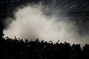 December 3-4, 2016: Ferrari Finali Mondiali, Ferrari F1 burnout smoke