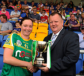 Meath v Carlow - Leinster Camogie Intermediate Final 2016