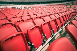 Arquibancada do Beira Rio em 31 de fevereiro de 2014. O Estádio Beira Rio, que receberá jogos da Copa do Mundo de Futebol 2014, tem mais 97% da sua reforma concluída e re-inauguração agendada para 04 de abril de 2014. FOTO: Jefferson Bernardes/ Agência Preview