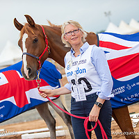 Tuesday 11 September - Social Media Images -Team GBR - World Equestrian Games 2018 - Tryon, NC