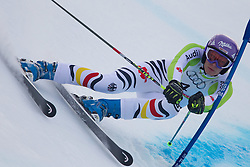 17.02.2011, Kandahar, Garmisch Partenkirchen, GER, FIS Alpin Ski WM 2011, GAP, Riesenslalom, im Bild Maria Riesch (GER) // Maria Riesch (GER) during Giant Slalom Fis Alpine Ski World Championships in Garmisch Partenkirchen, Germany on 17/2/2011. EXPA Pictures © 2011, PhotoCredit: EXPA/ M. Gunn