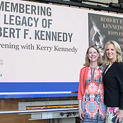 Kerry Kennedy book release event at The Newseum