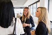 DocuSign EBC grand opening event at DocuSign in San Francisco, California, on September 15, 2015. (Stan Olszewski/SOSKIphoto)