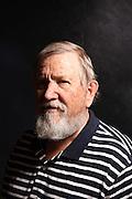 Portrait - elderly gentleman