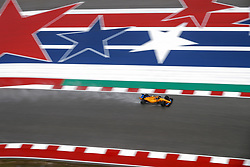 October 19, 2018 - Austin, United States - 02 VANDOORNE Stoffel (bel), McLaren Renault MCL33, action during the 2018 Formula One World Championship, United States of America Grand Prix from october 18 to 21 in Austin, Texas, USA -  /   , Motorsports: FIA Formula One World Championship; 2018; Grand Prix; United States, FORMULA 1 PIRELLI 2018 UNITED S GRAND PRIX , Circuit of The Americas  (Credit Image: © Hoch Zwei via ZUMA Wire)