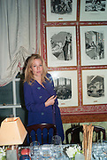 GILLIAN ANDERSON, Charles Finch and  Jay Jopling host dinner in celebration of Frieze Art Fair at the Birley Group's Harry's Bar. London. 10 October 2012.