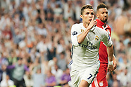 041817 Real Madrid vs Bayern Munchen. UEFA Champions League quarter-final