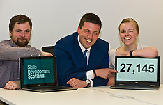 Labour Statistics Announced, Edinburgh, 12 June 2018