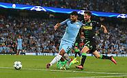 140916 Manchester City v Borussia Monchengladbach