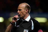 Photo: Alan Crowhurst.<br />Chelsea v Newcastle United. The FA Cup. 22/03/2006. Referee Steve Bennett.