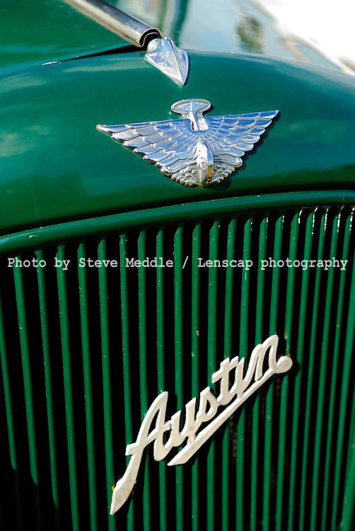 Austin Seven, Badge Detail - 2010