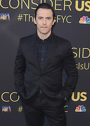 """LOS ANGELES, CA - AUGUST 14:   Milo Ventimiglia at the FYC Event for 20th Century Fox and NBC's """"This Is Us"""" at Paramount Studios on August 14, 2017 in Los Angeles, California. (Photo by Scott Kirkland/PictureGroup)"""