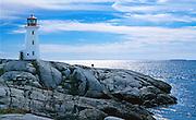 Lighthouse, Peggy's Cove