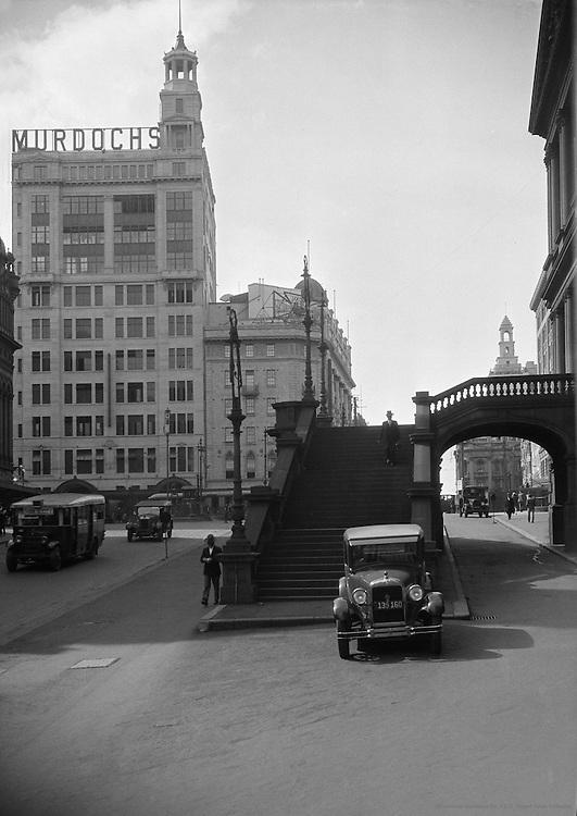 Town Hall, Sydney, Australia, 1930